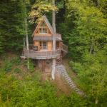 Baumhaushotel Seemühle / Millpond Treehouse Hotel