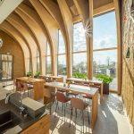 Vinothek Hotel Pfeffer und Salz / Huber Winery Tasting room & shop