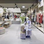 hessnatur Kozept-Laden Düsseldorf / hessnatur Concept-Store Düsseldorf