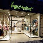 hessnatur Kozept-Laden Frankfurt / hessnatur Concept-Store Frankfurt